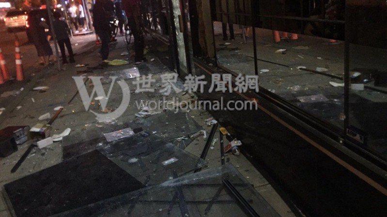 明州華人商家直擊大暴動:暴徒砸店洗劫 如世界末日。