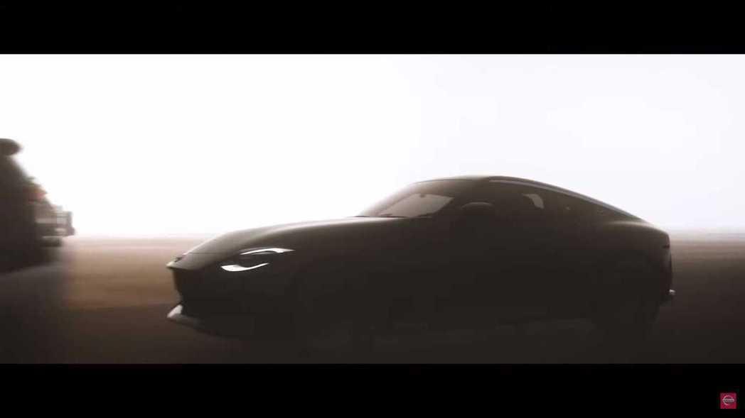 具有240Z復古線條的全新Fairlady Z。 摘自Nissan