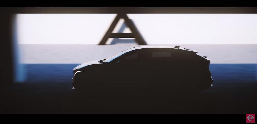 Nissan Ariya。 摘自Nissan