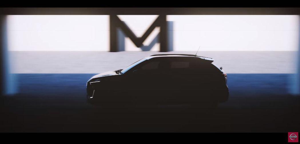 Nissan Murano or Magnite? 摘自Nissan