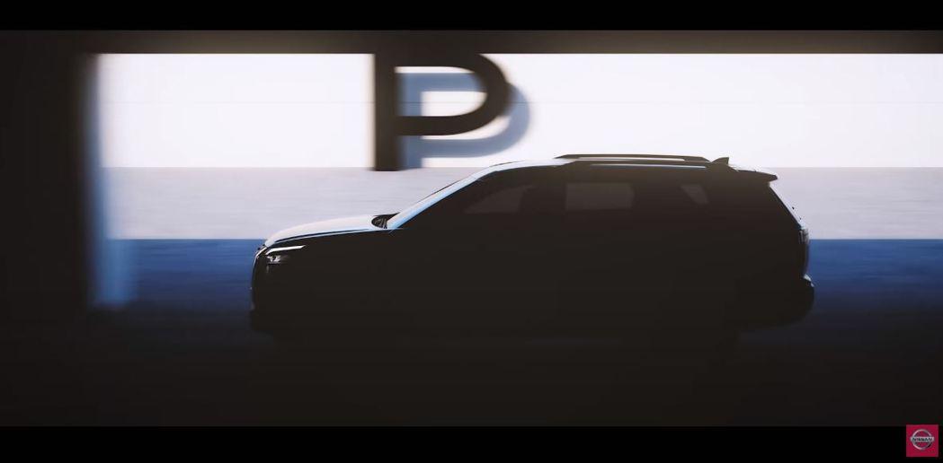 Nissan Pathfinder。 摘自Nissan