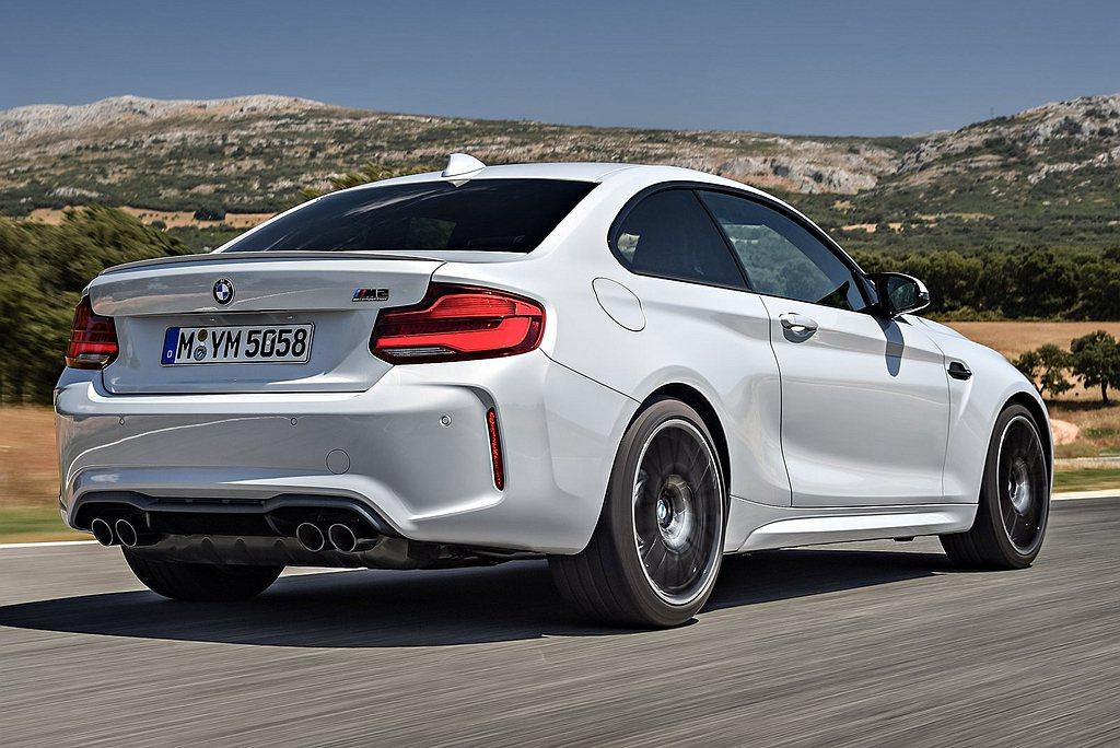 雖然歐洲市場的BMW M2 Competition/M2 CS銷售週期只到今年底...