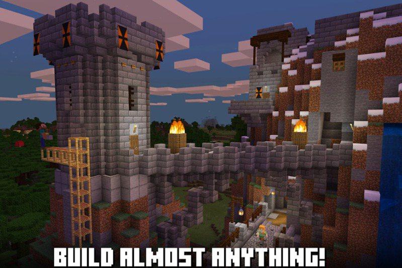 圖擷自Minecraft