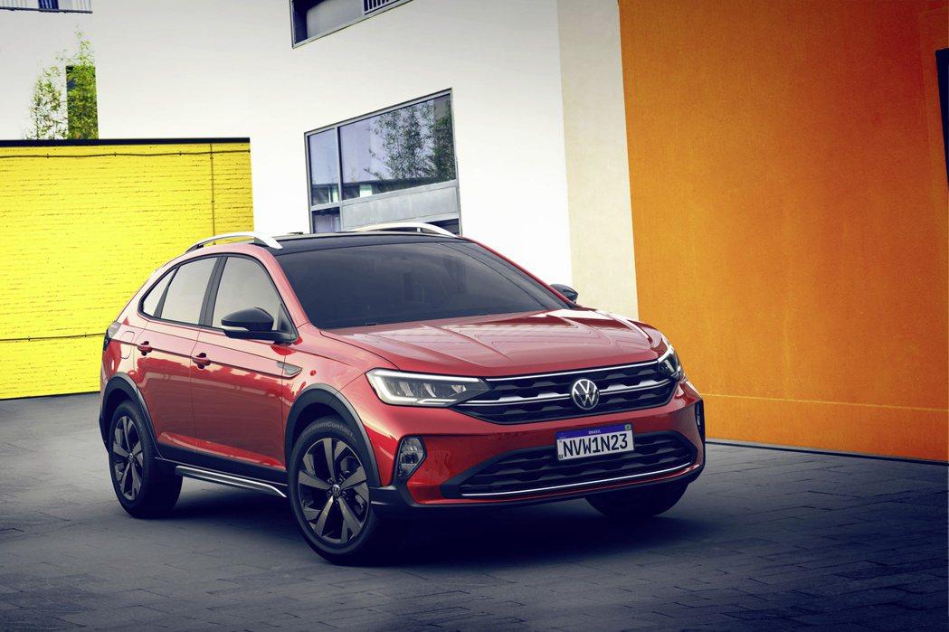 全新Volkswagen Nivus小跑旅。 摘自Volkswagen