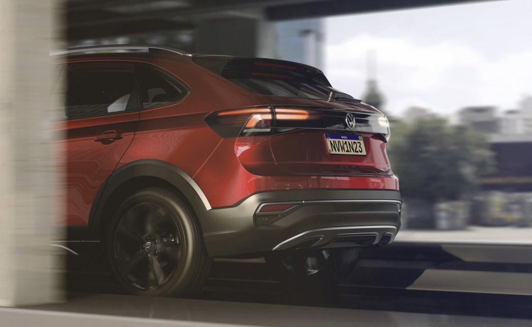 Volkswagen全新小跑旅Nivus正式登場。 摘自Volkswagen