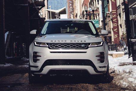 都會休旅5+2浪潮起?長軸版Land Rover Range Rover Evoque意外現身