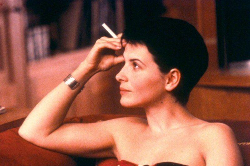 年輕時的茱莉葉畢諾許相當有魅力@Yahoo!電影