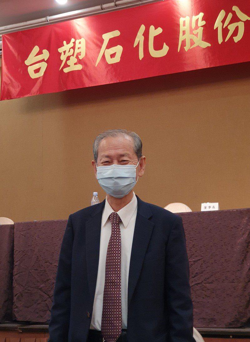 台塑化董事長陳寶郎。(記者曾仁凱/攝影)