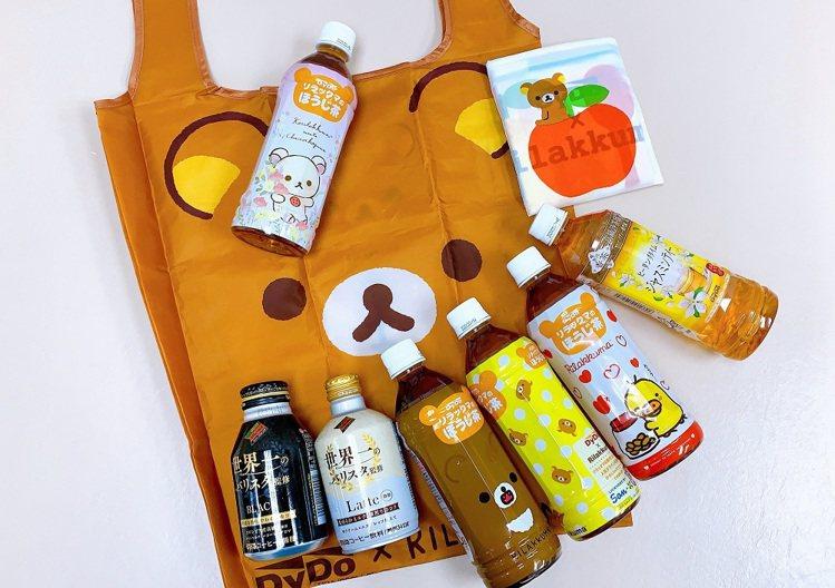 7-ELEVEN將於6月3日推出「國際精品食尚SHOW」主題活動,日本DYDO系...