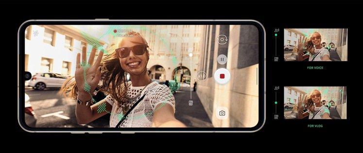 LG V60 ThinQ 5G Dual Screen搭載全新4Mics語音對焦...