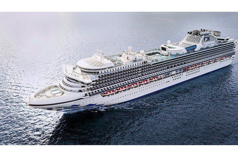 公主遊輪宣布取消「盛世公主號」8月基隆港出發行程。圖/摘自官網