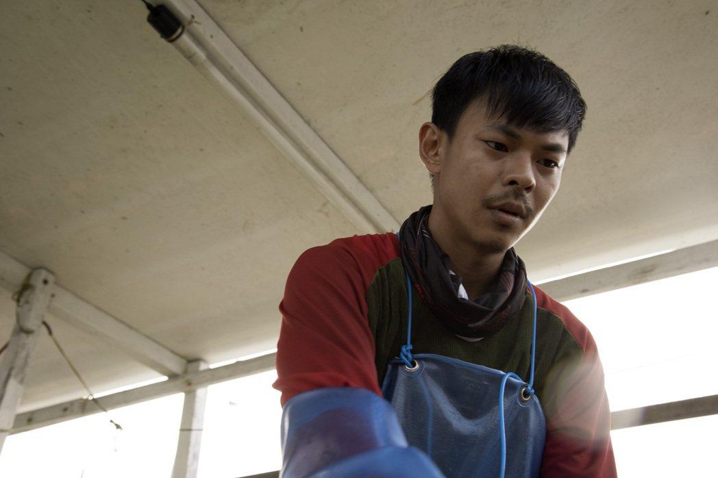孫綻在「無主之子」中演活越南移工,還被誤認為「自家人」。圖/民視提供