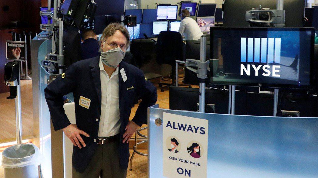 美國股市今天早盤走跌,投資人等待川普將召開的美中關係記者會。    路透