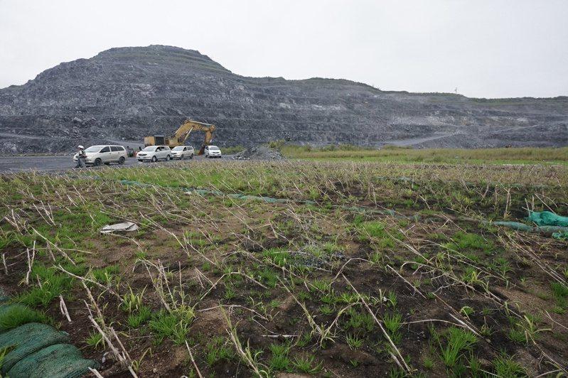 花蓮縣府針對礦石業者開徵特別稅,每年進帳9億元,是最大筆自有財源。 圖/聯合報系資料照片