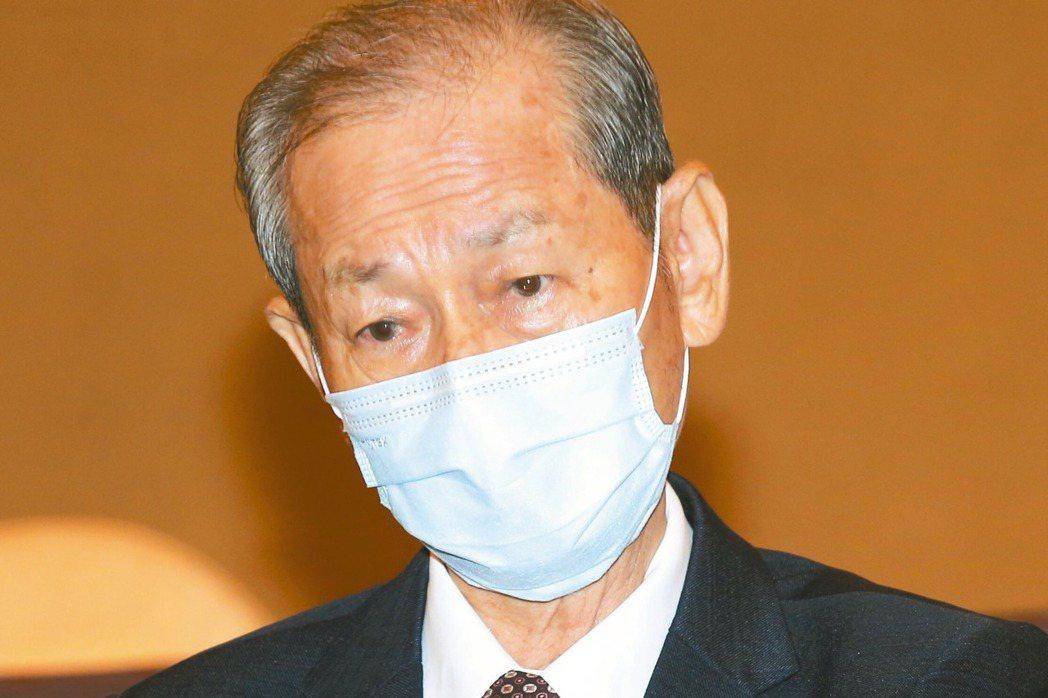 台塑化董事長陳寶郎。記者徐兆玄/攝影