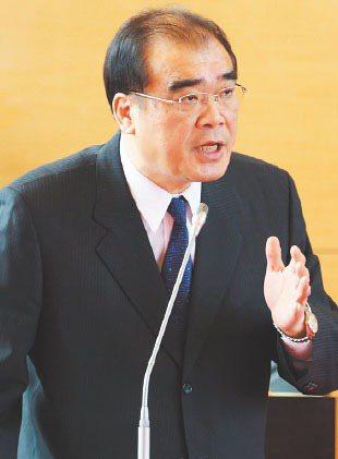 移民署長邱豐光。 圖/聯合報系資料照片
