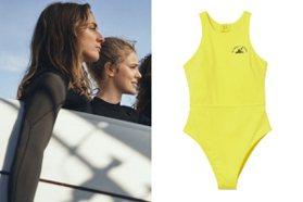 女生專屬!H&M攜手衝浪品牌Women + Waves打造永續泳裝系列
