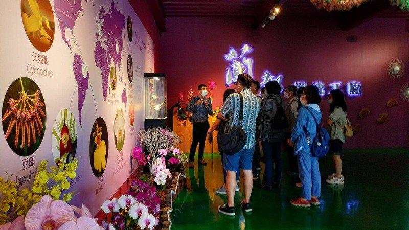 疫情衝擊,台南各觀光工廠業績明顯受影響,尚未完全恢復,圖為台南六甲蘭都觀光工廠。圖/業者提供