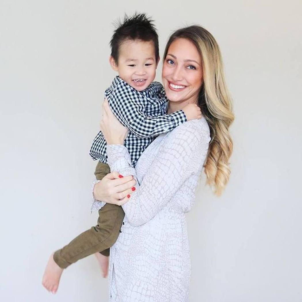 美國一對夫妻2017年從中國收養一名自閉症男童,但最近宣布已把男童送走並安置在另