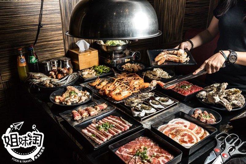 野饌日式燒肉 圖/姐妹淘部落客