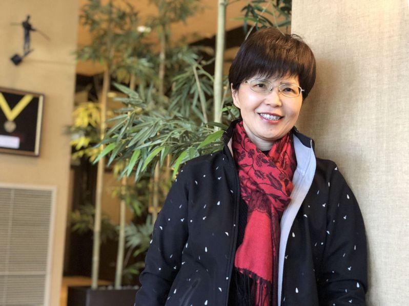 中山大學政治所教授廖達琪在臉書抒發對罷免公告的看法。 圖/聯合報系資料照片
