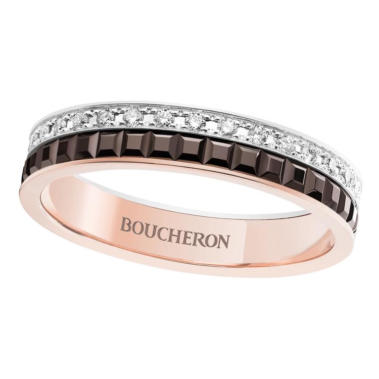 Boucheron,Quatre Classique系列戒指(JAL00243)...