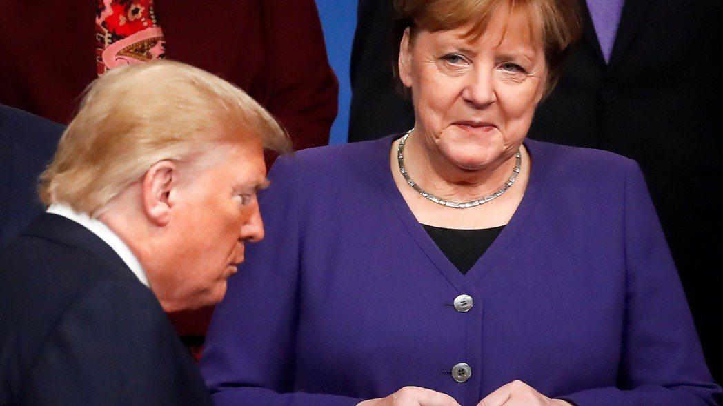 美國總統川普預定6月底在華府舉行G7峰會,但德國總理梅克爾婉拒出席。POLITI...