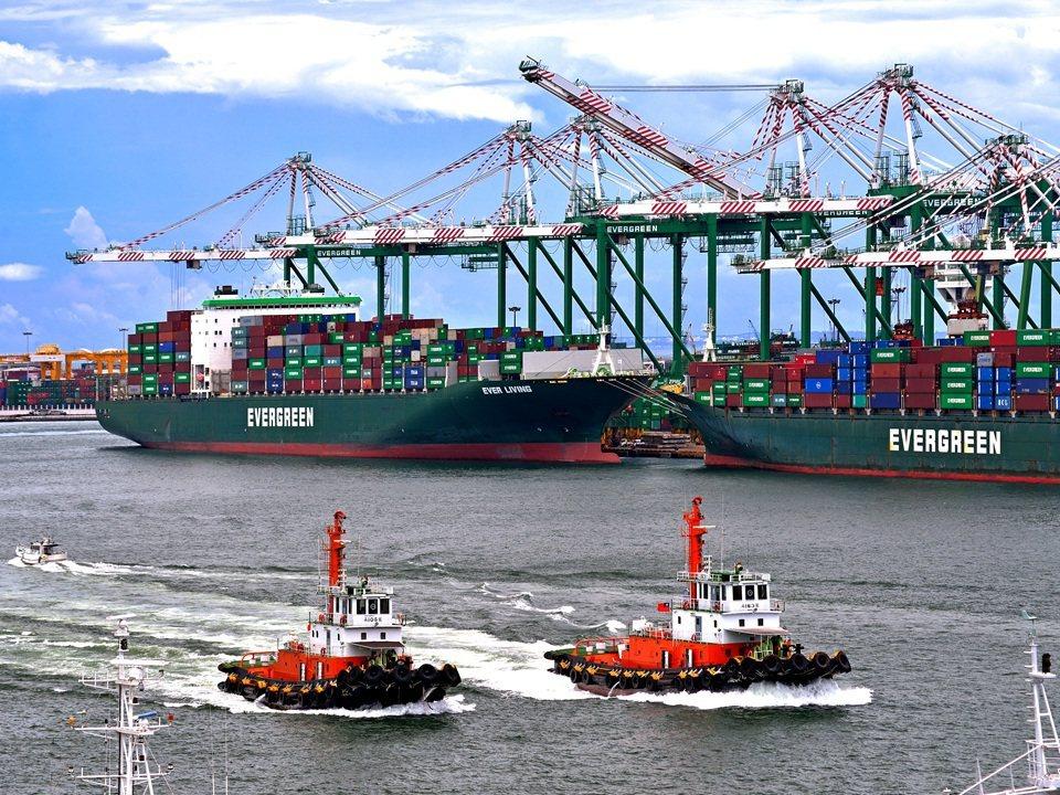 高雄港。資料照片
