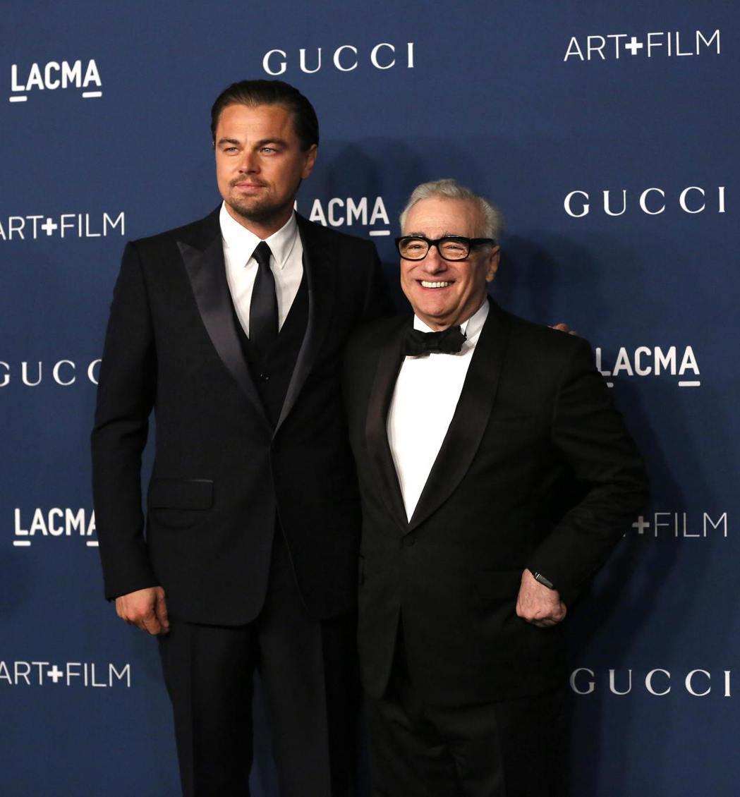 李奧納多狄卡皮歐即將和馬丁史柯西斯再合作,片商卻沒把握出大錢拍攝。圖/路透資料照...