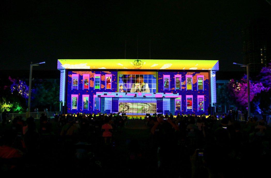 C-LAB藝術圍牆計畫:「限時動態公園」活動至31日,每天晚間7點半起每30分鐘...