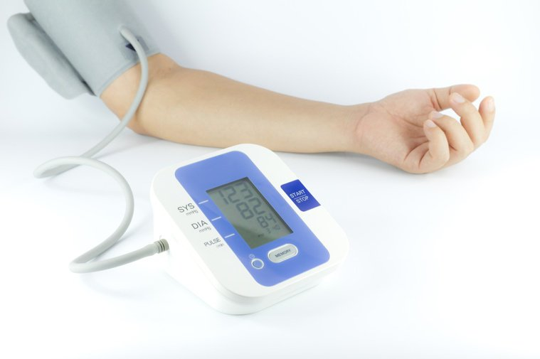 高血壓是嚴重的健康威脅。圖/123RF