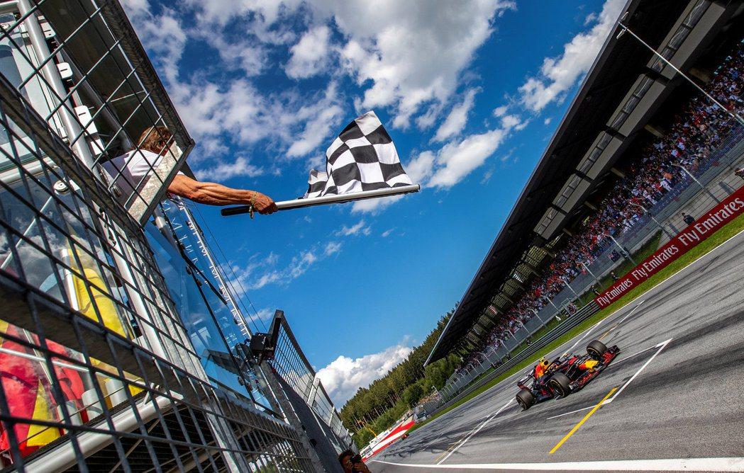 奧地利閉門F1雙重賽開季首站。 路透