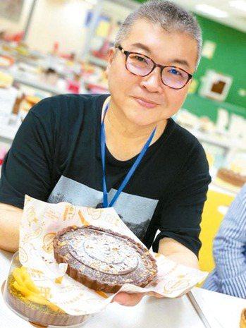 在疫情期間,美食評論家徐天麟也沒錯過國內各地的美食。 圖/徐天麟提供