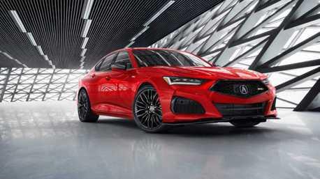 熟悉的本田回來了!Acura TLX/TLX Type-S全新雙A臂加VTEC渦輪正式發表