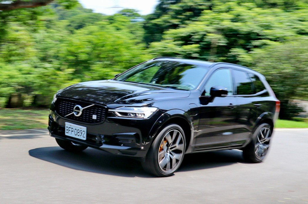 VOLVO XC60 T8 Polestar Engineered動力輸出讓人印...