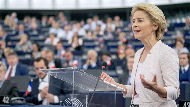 歐盟執委會主席烏爾蘇拉·馮德萊恩表示,世界各國團結合作,多邊共同努力,才是打贏這場疫情戰爭的唯一有效可行的手段。(photo by Wikipedia)