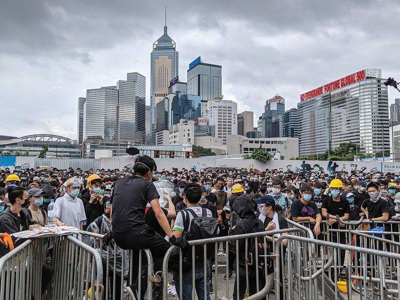 美國宣布取消香港特殊關稅地位,雖有學者認為可制裁中國,不過大多數學者認為,由於香港對中國的重要性下降,效果沒想像中那麼大。(Photo on Wikipedia)