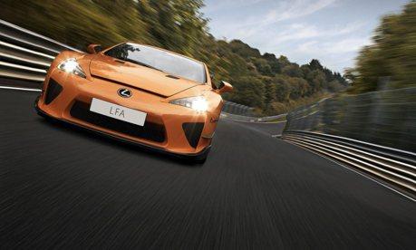 影/這就是傳說中的熱血聲浪呀!Lexus LFA V10篇