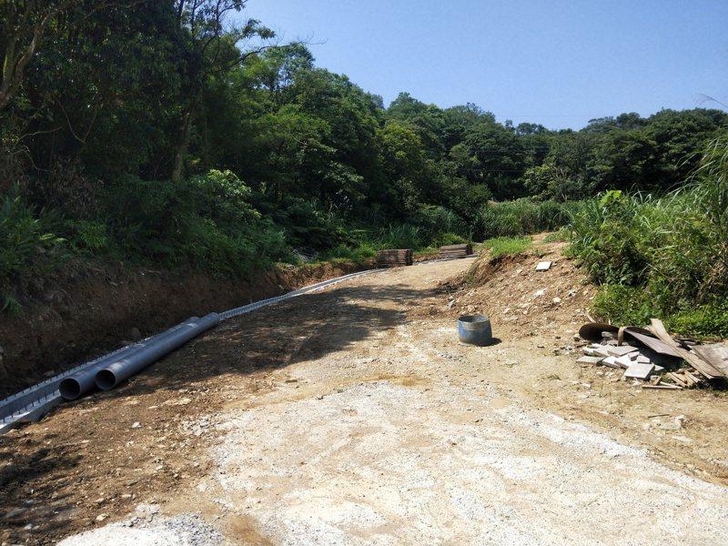 基隆首件集村農舍,將建中藥材培育基地及示範農場。記者游明煌/攝影