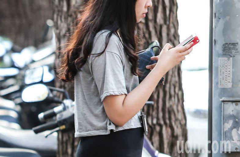 國外資安網站揭露,超過2000萬筆台灣民眾個資在網路上流傳。本報資料照片