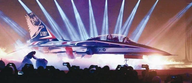 漢翔於108年達成多項成果與重要建設,包括航太發動機業務籌建機匣模組製造中心、完成並舉辦新式高教機「勇鷹號」出廠典禮。圖/本報系資料照