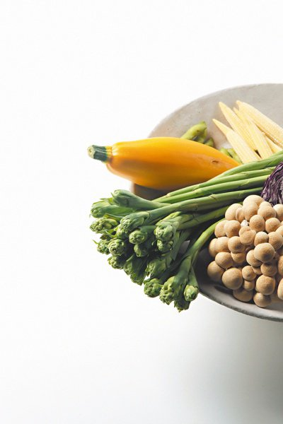 今年1月的一篇文章指出,素食主義和永續環境將是2020年飯店業和餐飲業的兩大趨勢。 圖/聯合報系資料照片
