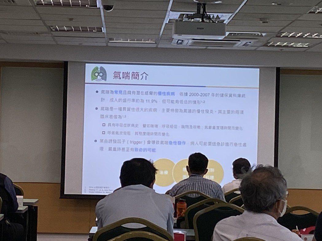 亞東醫院急診醫學部主治醫師李吉泰表示,氣喘是國人常見的氣道疾病,盛行率以健保資料...