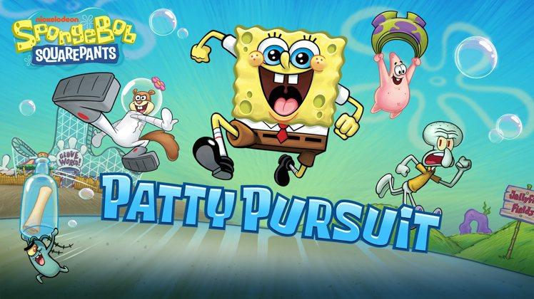 「SpongeBob: Patty Pursuit」(海綿寶寶:蟹堡追擊令)遊戲...
