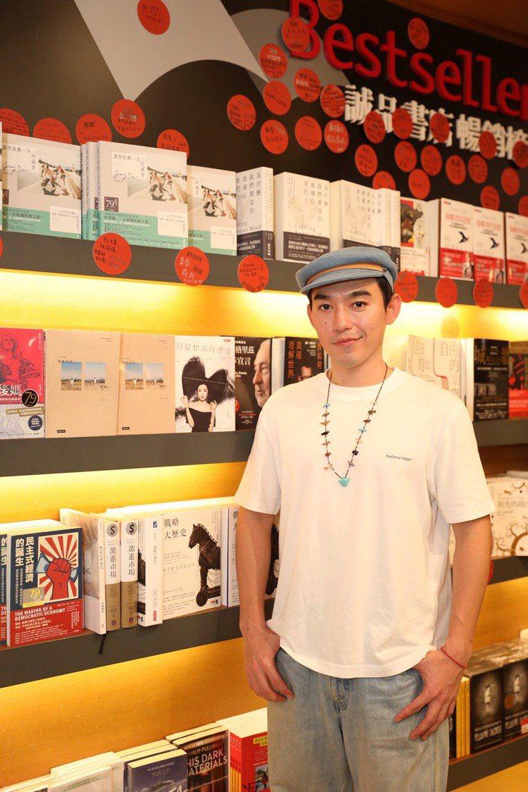 暢銷作家Peter Su說,「誠品敦南對我的青春而言,就像是我嚮往的生活模樣,很...