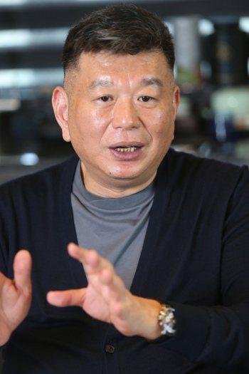 興富發集團總裁鄭欽天(本報系資料庫)