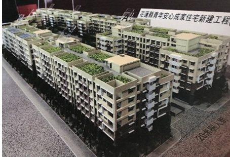 花蓮青年安心成家住宅採綠建築設計,這座智慧宅擁有連豪宅也沒有的耐震設計並取得耐震...