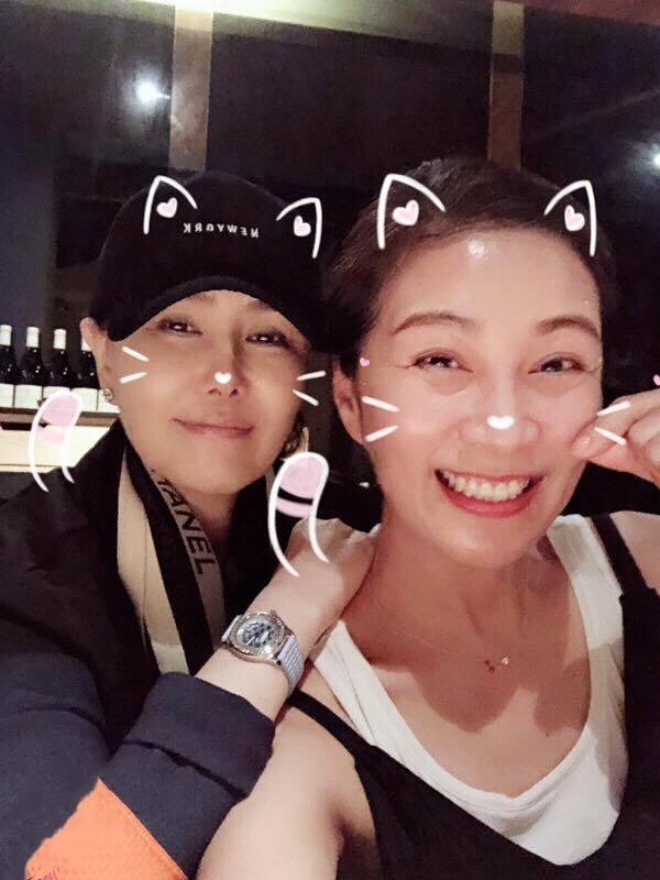 江蕙與方文琳是多年好友。 圖/擷自江蕙臉書