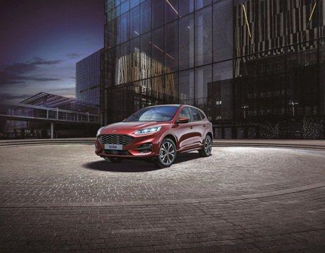 夏日競賽前哨戰開打 Ford推買新車抽Kuga頂級ST-Line