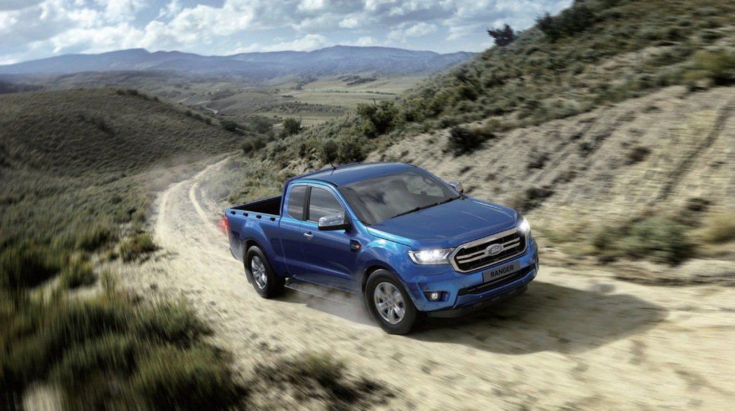 New Ford Ranger職人型/全能型推出頭款5萬元即可入主,六月入主再享...